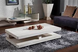 Stone Coffee Table for Perfect Living Room - Traba Homes