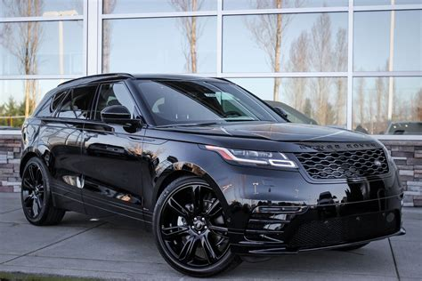 Modifikasi Land Rover Range Rover Velar by New 2018 Land Rover Range Rover Velar R Dynamic Hse Sport