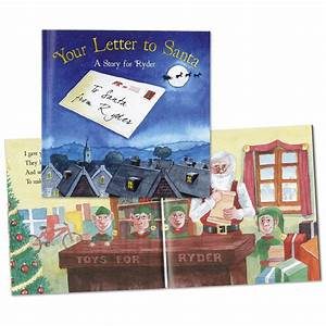 your letters to santa book current catalog With your letter to santa book