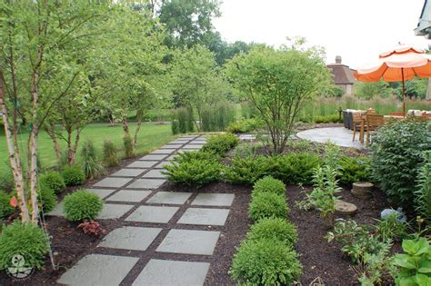 Cheap Landscape Pavers by Indianapolis Around Landscape Contemporary With Tree