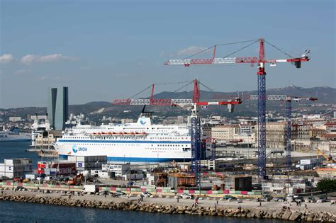 marseille veut redevenir le premier port de commerce de m 233 diterran 233 e made in marseille