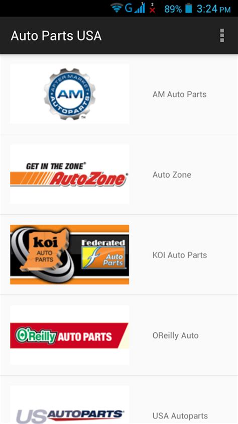 car parts usa auto parts usa android apps on play