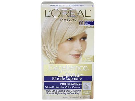 Excellence Creme Blonde Supreme # 01 High-lift Extra Light