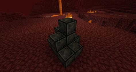 Netherite Reforged Minecraft Texture Pack