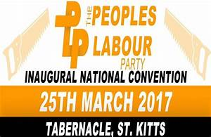 Peoples Labour Party (PLP) to hold inaugural National ...
