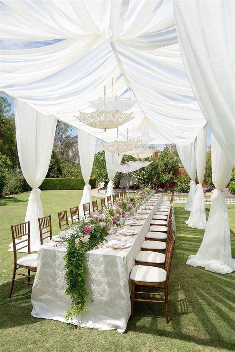 Cheap But Elegant Outdoor Wedding Centerpieces Ideas 91