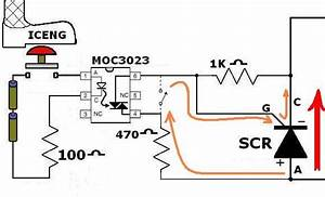 Wiring Diagram For Spot Welder