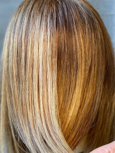 Remove Brassy Tones From Hair At Home   Paul Edmonds
