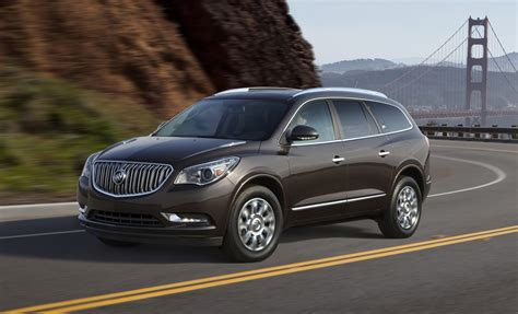 buick enclave review ratings specs prices