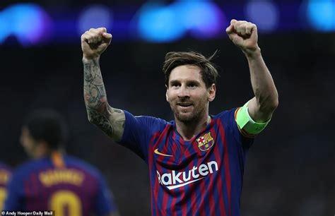 Tottenham 2-4 Barcelona: Lionel Messi delivers masterclass ...