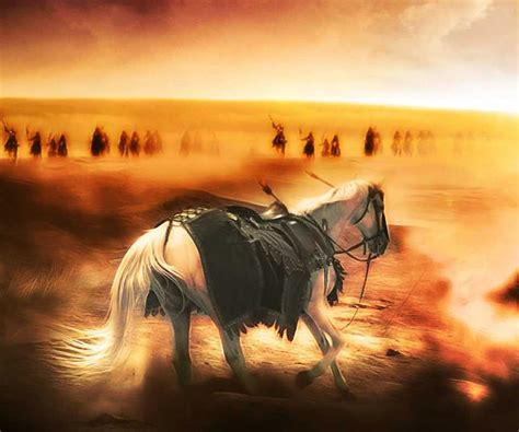 horse hussain ya horses animals uploaded haram