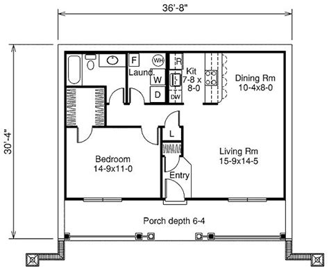 one bedroom house floor plans high resolution one bedroom home plans 12 1 bedroom house floor plans newsonair org