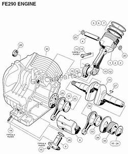 Engine - Fe290 Part 6