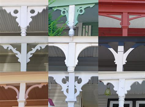 Porch Post Corbels by Holyoke Home Variety In Front Porch Brackets Is The