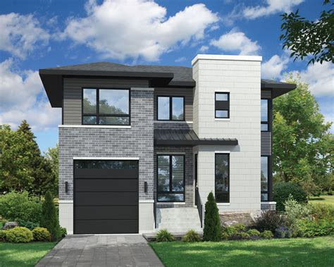 2 floor houses two contemporary house plan 80806pm 2nd floor