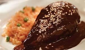 Mole rojo con pollo | Comida Mexicana | Pinterest ...