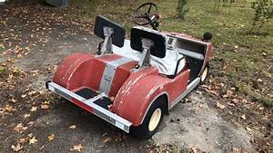 Club Car Electric Golf Cart  For Parts Or Repair