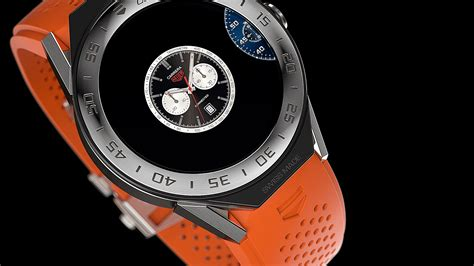 Tag Heuer's New Android Wear Watch Is Modular, Still Super
