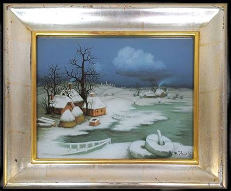 hinterglasmalereien bekannter kuenstler die kunst und