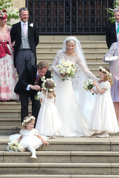 lady gabriella windsor  thomas kingston marry  royal
