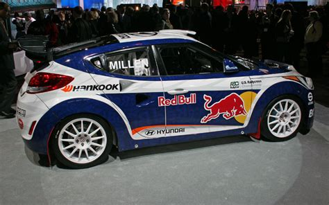 rmr hyundai veloster rally car    chicago auto