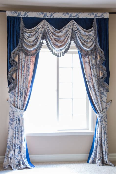 Blue Swag Curtains by Www Celuce Customize Curtains Swag
