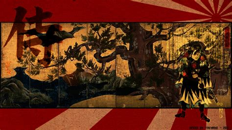 Samurai Wallpaper By Teriyanki On Deviantart