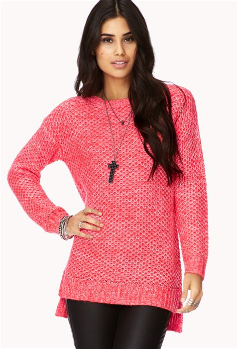oversized pink sweater oversized pink knit sweater images