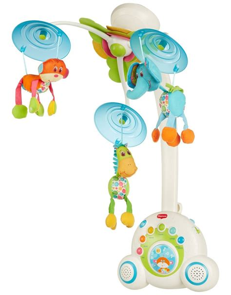 giostrina musicale soothe  groove mobile tiny love
