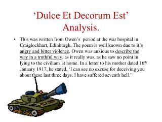 definition of decorum in literature ppt stanza powerpoint presentation id 2684705
