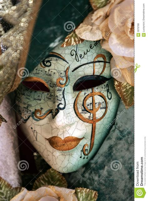 luxurious mask royalty  stock  image