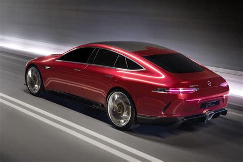 Mercedes Design Distinct Pour La Gt Concept Et La Future