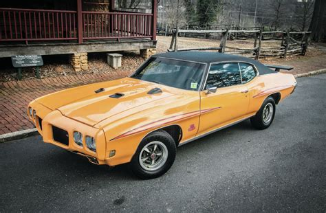 Behind The Scenes Of The 1970 Pontiac Gtos From Dazed And