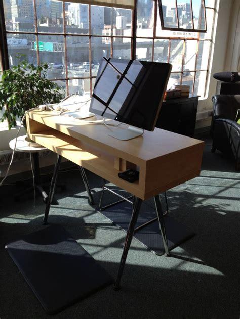 ikea standing desk legs ikea standing desk hack adjustable house stuff