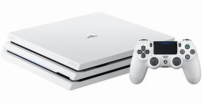 Pro Playstation Ps4 Glacier Playstation4 Cpu Main