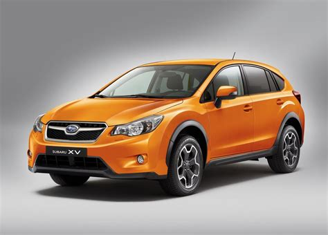 ø Subaru Xv Is A New Type Of Crossover Suv