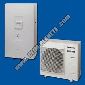 Pompe A Chaleur Eau Air : pompe chaleur air eau kit wc09f3e5 panasonic ~ Farleysfitness.com Idées de Décoration