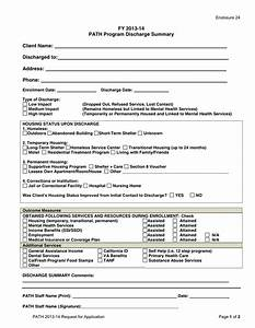 path discharge summary template in word and pdf formats With discharge summary template mental health