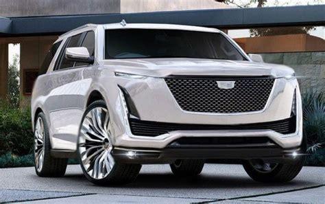Cadillac Suv 2020 by 2020 Cadillac Escalade Review Engine Price Specs Car