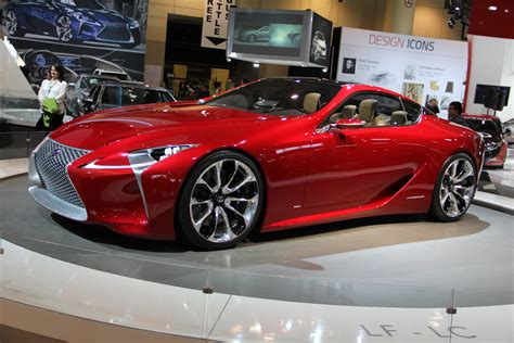 lexus resurrecting sc   big expensive coupe autoblog