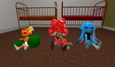 Kraken Squad Babies By Kellenlegendary On Deviantart