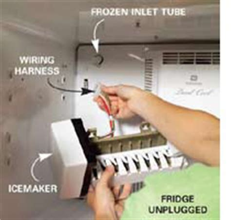 home dzine lifestyle repair a faulty fridge