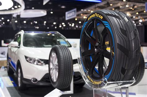 Goodyear Unveils Radical Suv Concept Tyre At Geneva Motor
