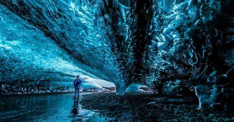 Crystal Ice Cave Tour from Jökulsárlón Glacier Lagoon ...