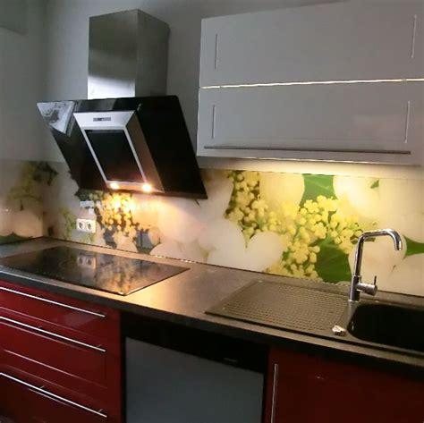 Spritzschutz, Küchenrückwände Aus Glas In Küche, Bad Nach