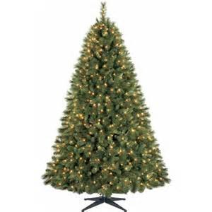 holiday time pre lit 7 5 prescott christmas tree green clear lights walmart com