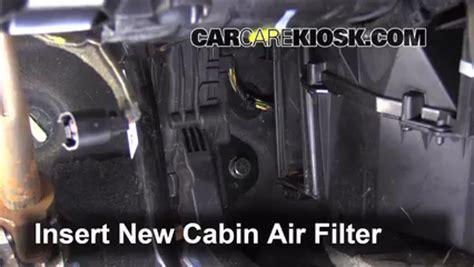 Volvo S40 Cabin Fuse Box by Cabin Filter Replacement Volvo S40 2004 2011 2005 Volvo