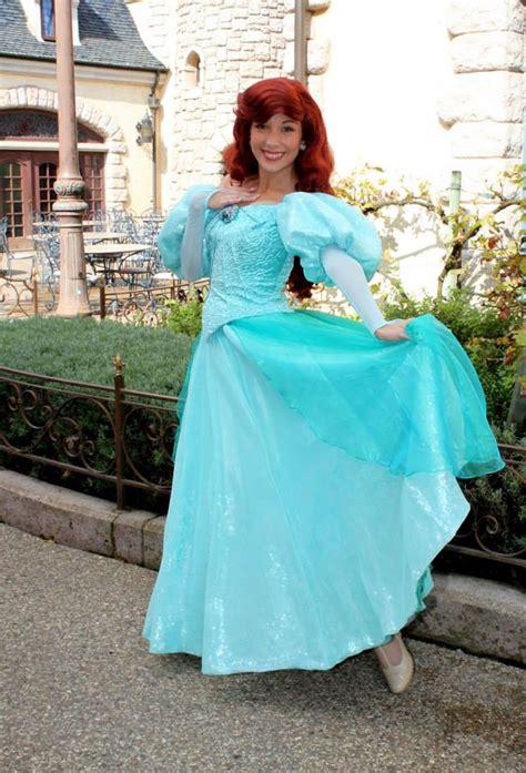 Princesses Disney  La Nouvelle Robe D'ariel