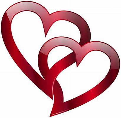 Heart Clip Double Transparent Clipart Hearts Icon