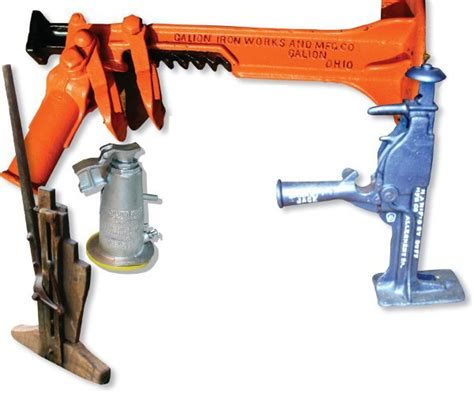 Small But Mighty Mechanical Lifting Devices